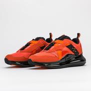 Nike Air Max 720 Slip / OBJ team orange / black - team orange