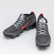 Nike Air Vapormax Flyknit 3 iron grey / track red
