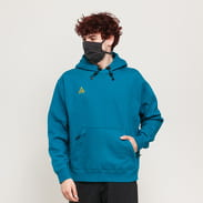 Nike M NRG ACG Hoodie tmavě tyrkysová
