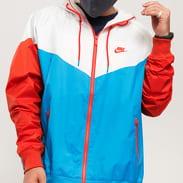 Nike M NSW HE WR Jacket HD modrá / červená / bílá