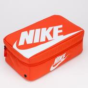 Nike NK Shoe Box Bag červená / bílá