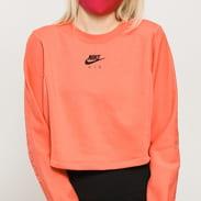 Nike W NSW Air Crew tmavě růžová