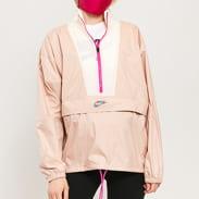 Nike W NSW Icon CLSH Jacket LW světle béžová / krémová