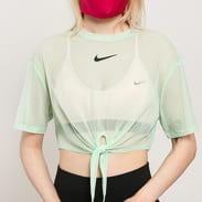 Nike W NSW Indio SS Top světle zelené