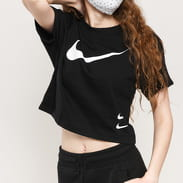 Nike W NSW Swoosh Top SS černé