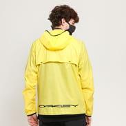 Oakley Stretch Logo Patch Packable Jacket žlutá