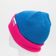Vans Thread It Beanie modrý / tmavě růžový