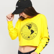Vans WM Nat Geo LS Crop žluté
