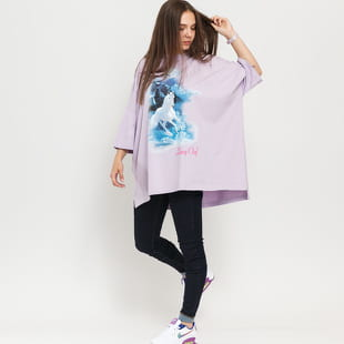 LAZY OAF Mystical Horse Oversized Tee