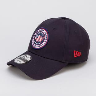 New Era 940 USA Patch