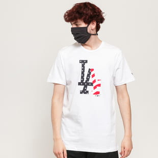 New Era MLB Infill Team Logo Tee LA