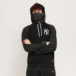 New Era MLB Print Panel Hoody NY