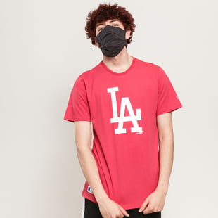 New Era MLB Seasonal Team Logo Tee LA