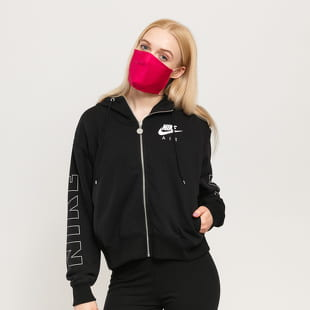 Nike W NSW Air Hoodie FZ Fleece BB