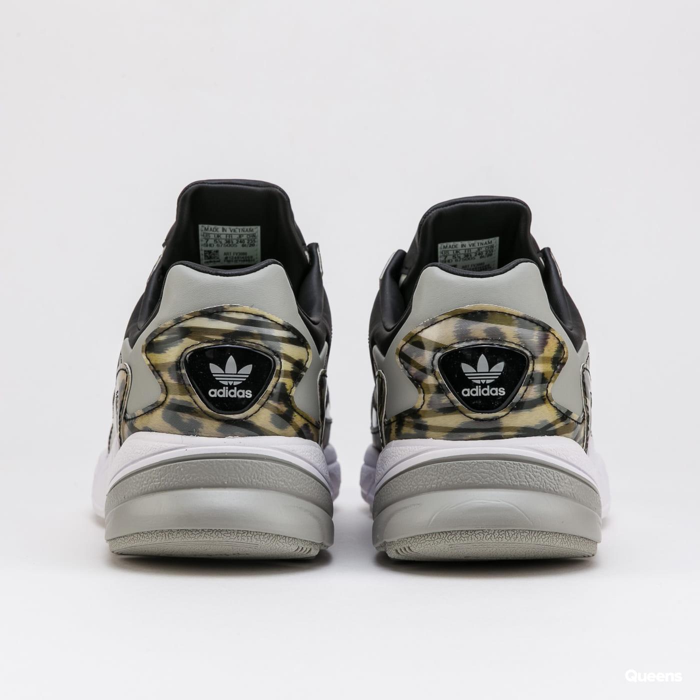 adidas Originals Falcon W cblack / metgry / ftwwht