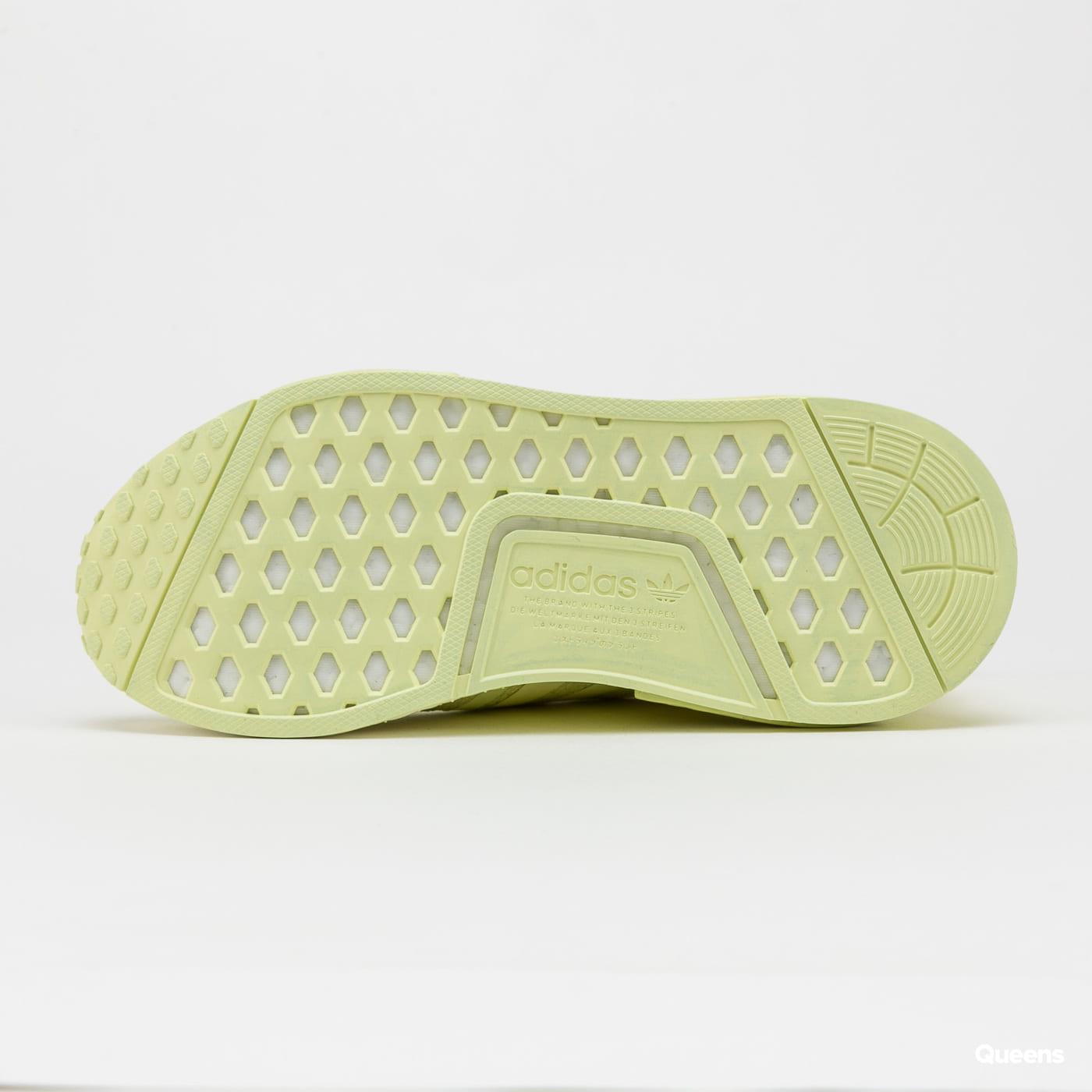 adidas Originals NMD_R1 yellow tint / yellow tint / cloud white