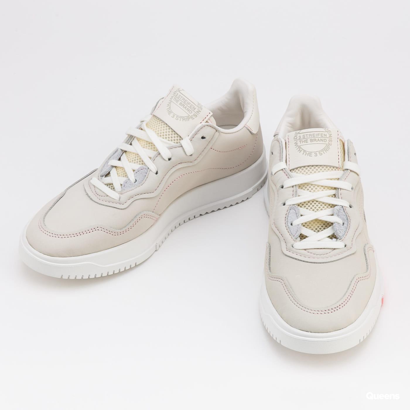 adidas Originals SC Premiere W owhite / linen / glopnk