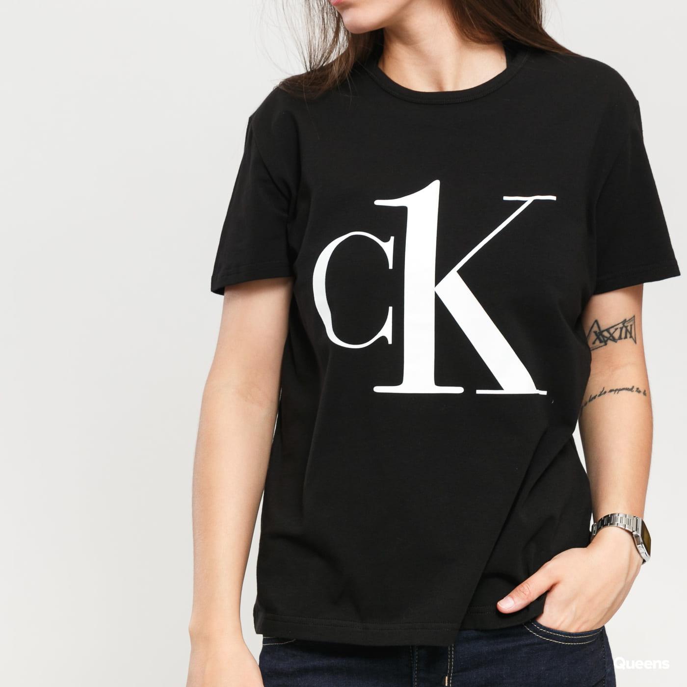 Calvin Klein CK ONE SS Crew Neck Tee black