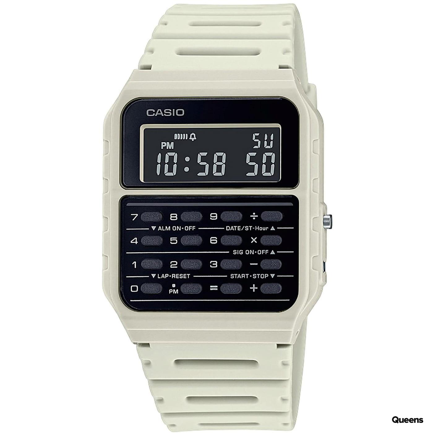Casio CA 53WF-8BEF cream