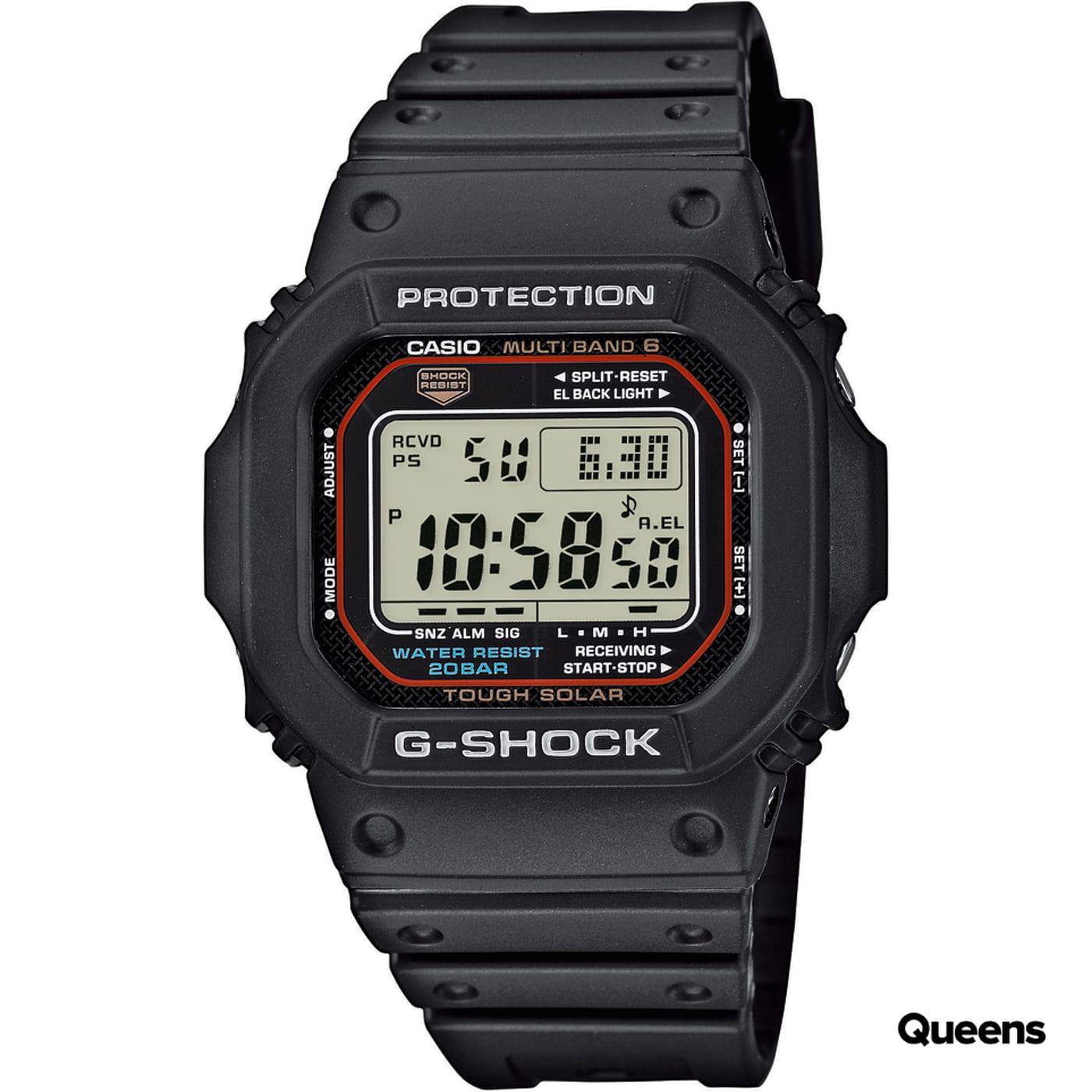 Casio G-Shock GW M5610-1ER černé