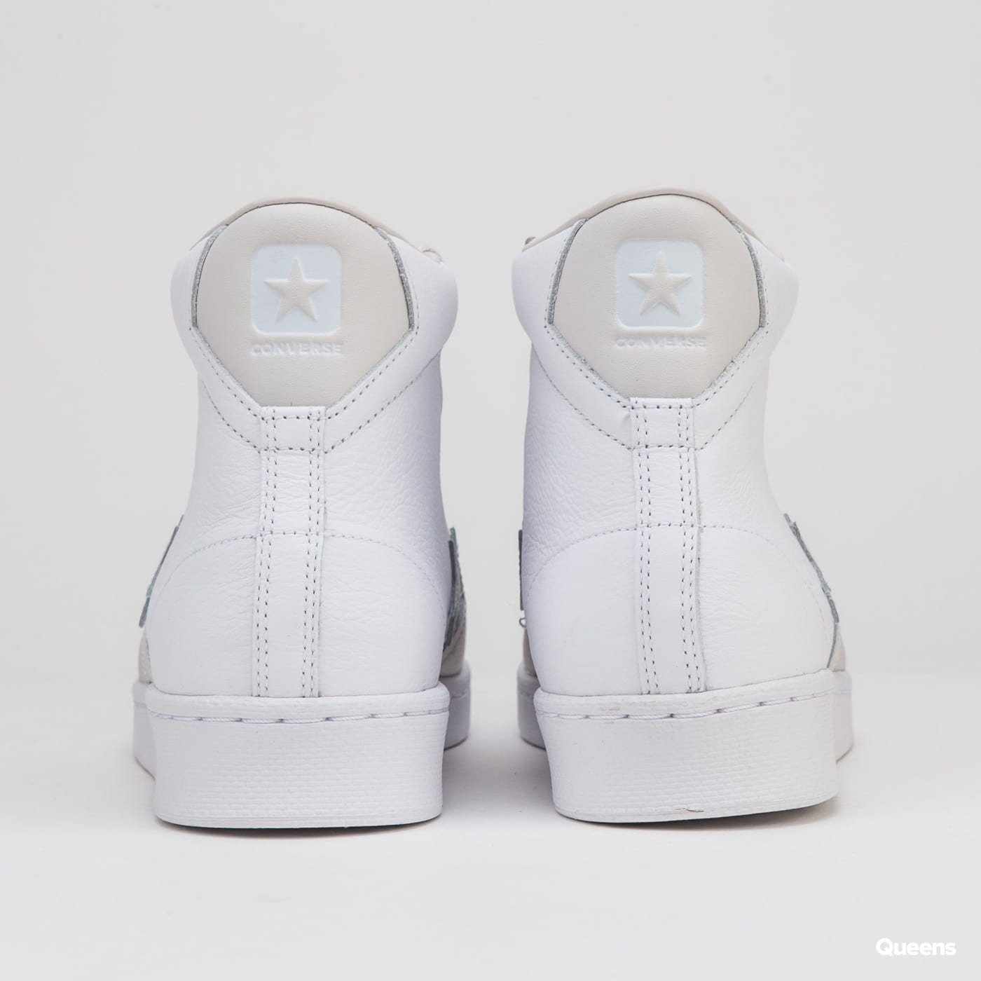 Converse Pro Leather Gold Standard white / pale putty / white