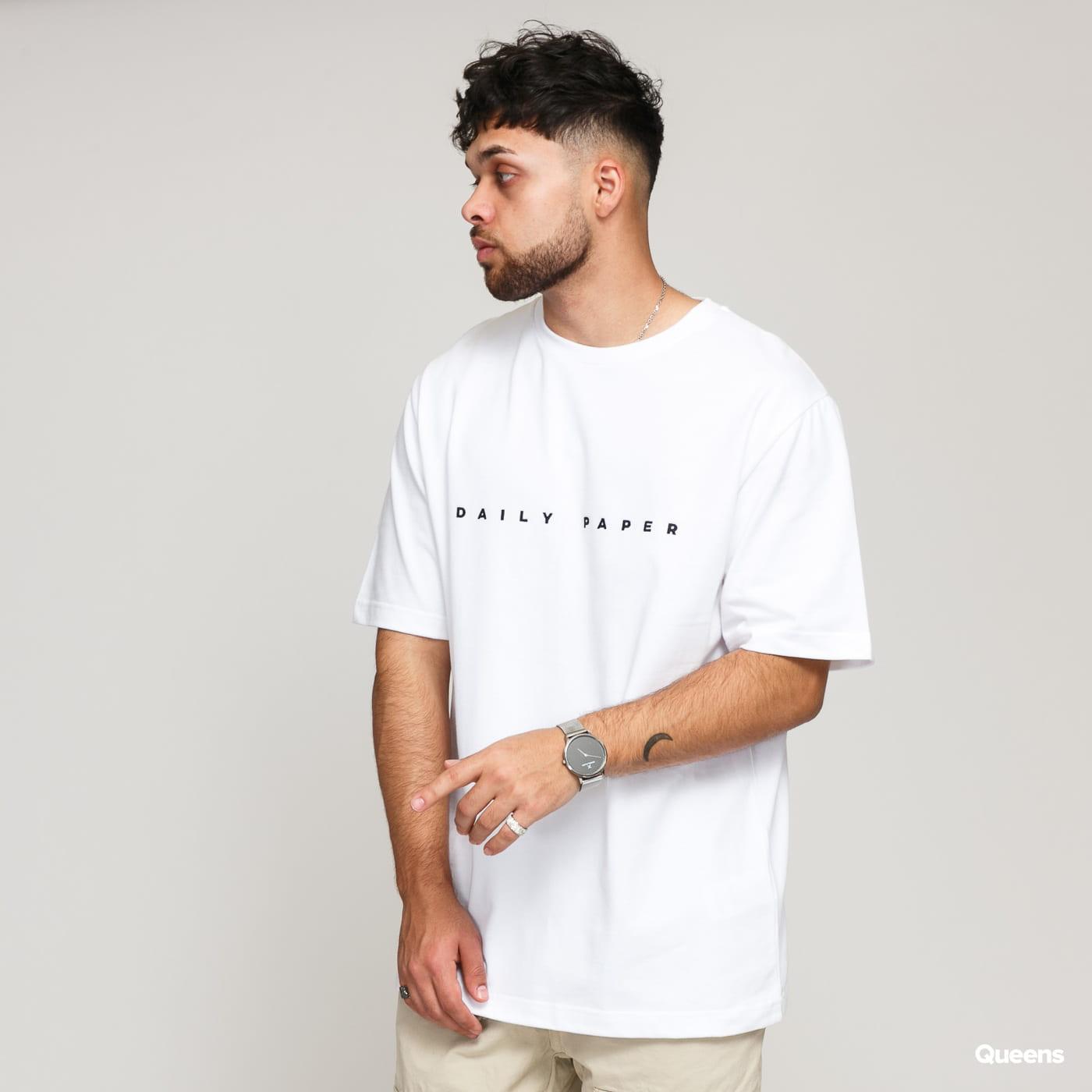 Daily Paper White Alias T-Shirt