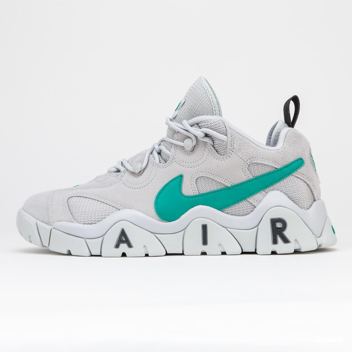 Nike Air Barrage Low grey fog / neptune green