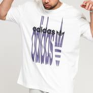 adidas Originals FS GRP Tee 4 bílé