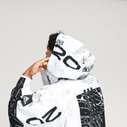 adidas Performance Myshelter Cape bílá / černá / fialová
