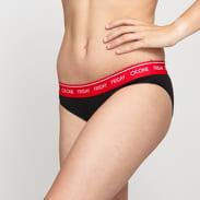 Calvin Klein CK ONE Bikini - Slip 7 Pack černé / žluté / modré / růžové / zelené / navy / červené