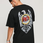 Diamond Supply Co. Diamond X Slayer Brilliant Abyss Tee černé