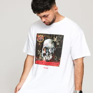 Diamond Supply Co. Diamond X Slayer South Of Heaven Tee bílé