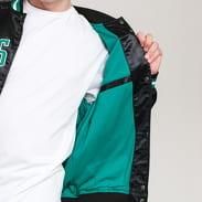 Mitchell & Ness NBA Lightweight Satin Jacket Celtics černá