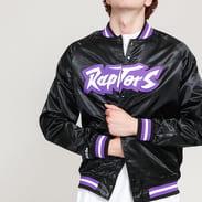 Mitchell & Ness NBA Lightweight Satin Jacket Raptors černá