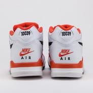 Nike Air Flight 89 EMB white / black - team orange