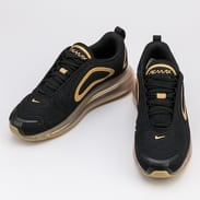 Nike Air Max 720 black / metallic gold