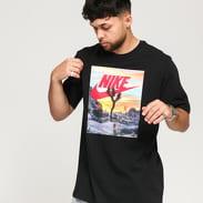 Nike M NSW Tee Festival Photo černé