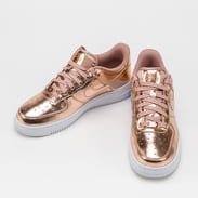 Nike W Air Force 1 SP mtlc red / bronze - rose gold