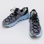 Nike W Space Hippie 04 grey / volt - black - dk smoke grey