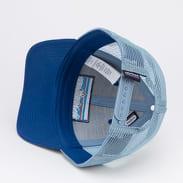 Patagonia P6 Logo LoPro Trucker Hat tmavě modrá / světle modrá