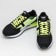 Puma Future Rider Neon Play puma black - fizzy yellow