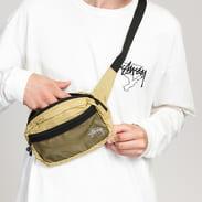 Stüssy Light Weight Waist Bag béžová / černá