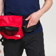 The North Face Waterproof Lumbar red / black