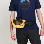 The North Face Waterproof Lumbar světle oranžová / černá
