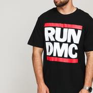 Urban Classics Run DMC Logo Tee černé