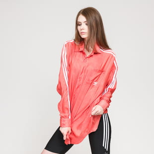 adidas Originals Satin Button Up