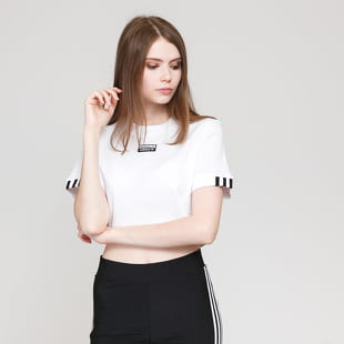 adidas Originals Tee Cropped