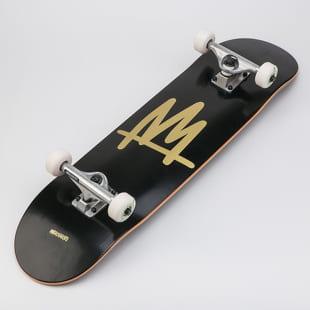 Ambassadors Komplet Skateboard Black Gold