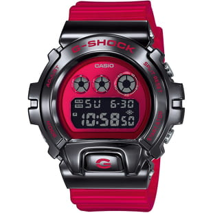 "Casio G-Shock GM 6900B-4ER Metal Covered ""25th Anniversary Edition"""