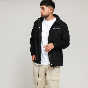 Daily Paper Black Coach Jacket